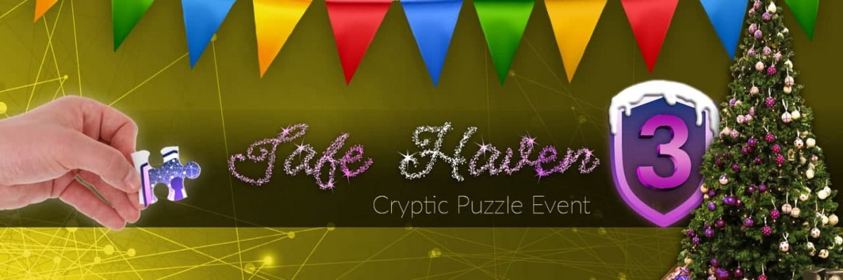 Are You Ready? A New Cryptic Puzzle for the Safe Haven Community
