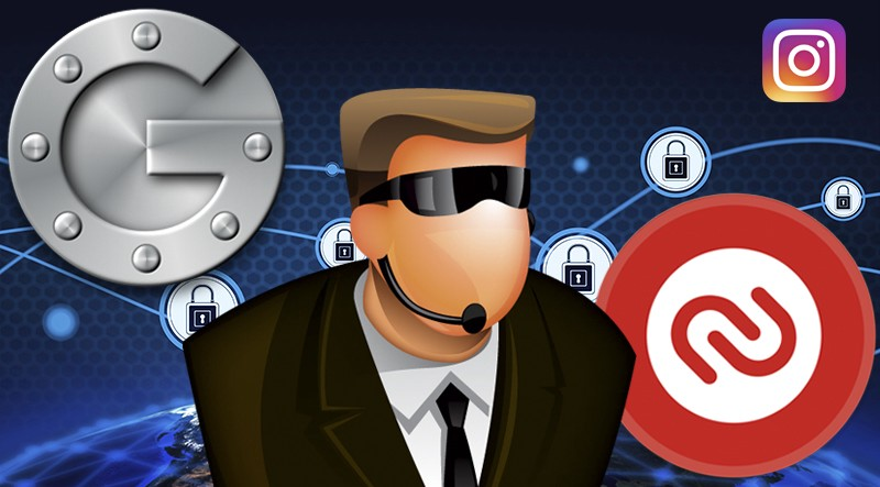 HOW TO SETUP: Two-Factor (Non SMS) Instagram SECURITY with Authenticator