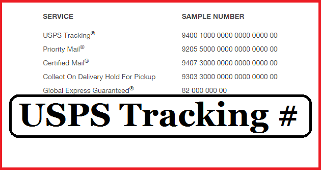 Maintain Track of your dispatch with USPS tracking