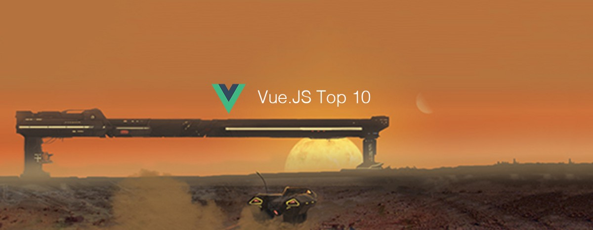 Vue.js Top 10 Articles for the Past Month (v.Aug 2018)