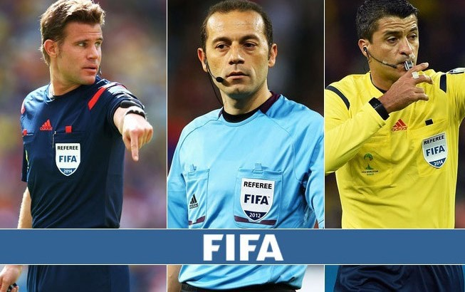 2018 FIFA World Cup official Referees - Iqtidar Ahmed - Medium