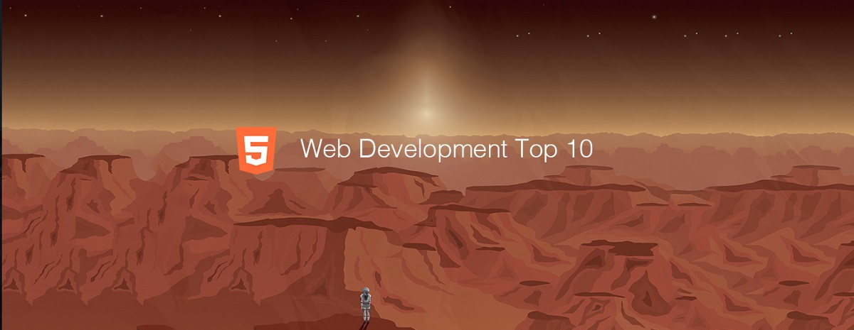 Web Development Top 10 Articles for the Past Month (v.July 2018)