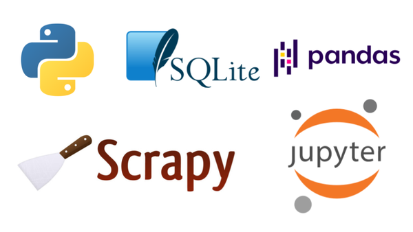 Libraries and frameworks used in this stack