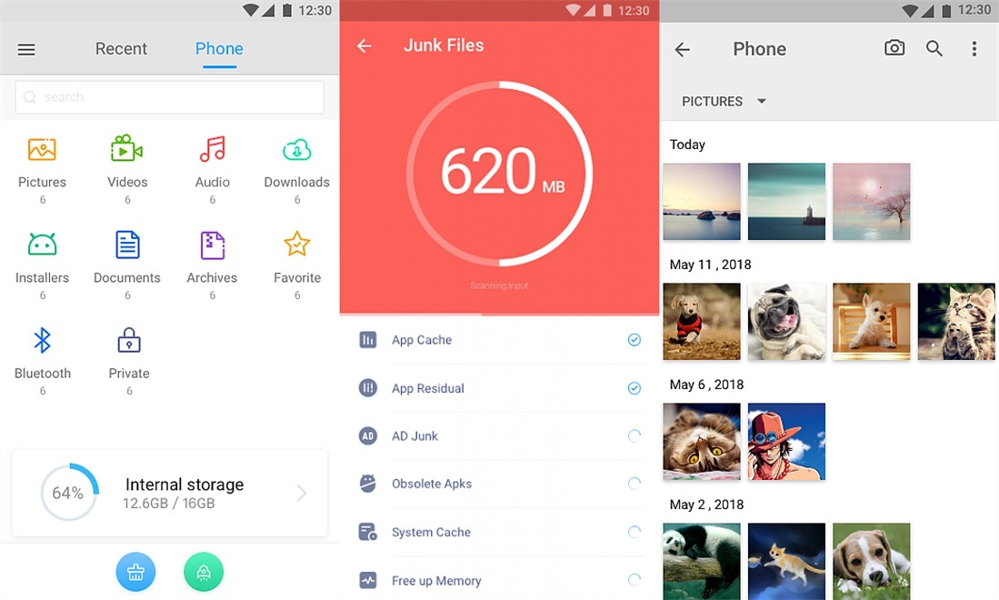 Top 5 Best Alternatives to ES File Explorer for Android