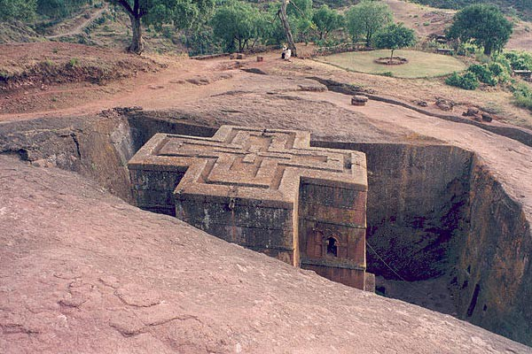 Concern grows over rock-hewn churches of Lalibela