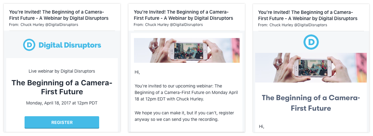 How To Craft A Compelling Webinar Invitation Drive
