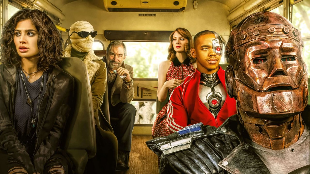 "Exclusive > Doom Patrol ""Season 2"" Episode 4 
