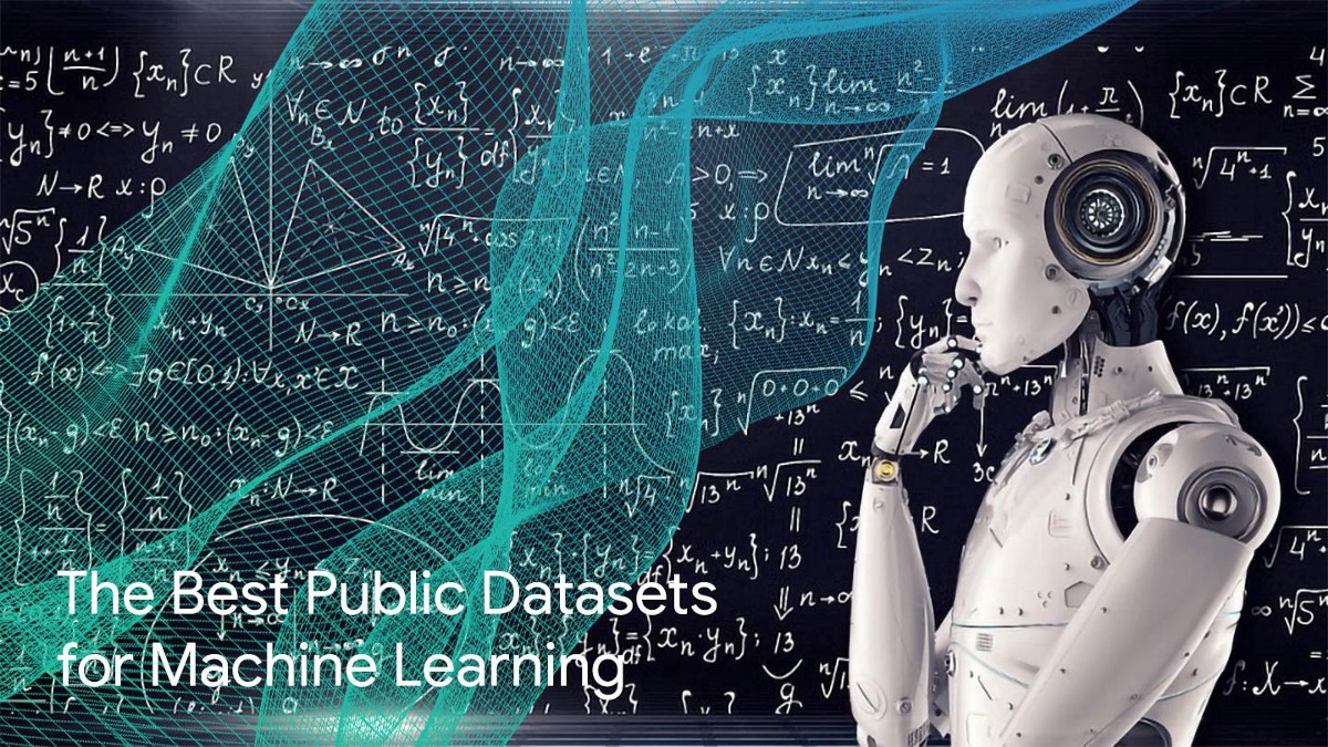 Best Public Datasets for Machine Learning and Data Science