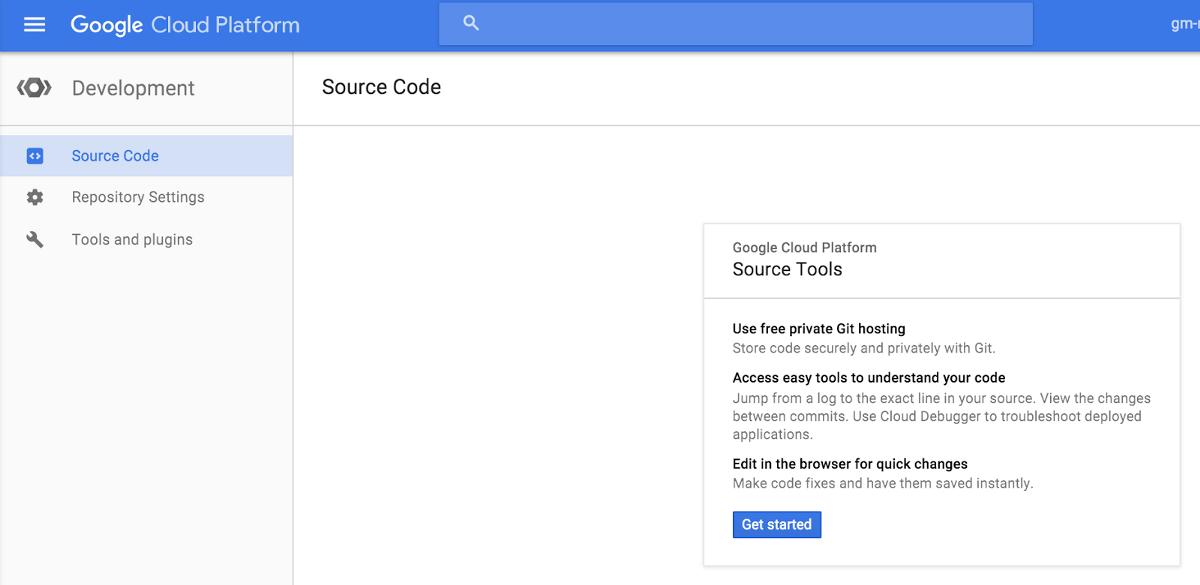 A to Z of Google Cloud Platform a personal selection — J is