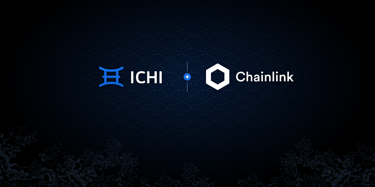 ICHI Leveraging Chainlink on Mainnet to Empower Community Created Stablecoins