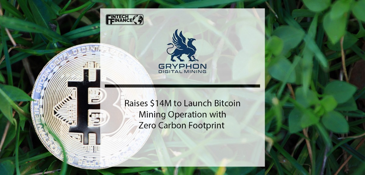 Gryphon Digital Mining Becomes One Of The 1st Signatories Of The Crypto Climate Accord