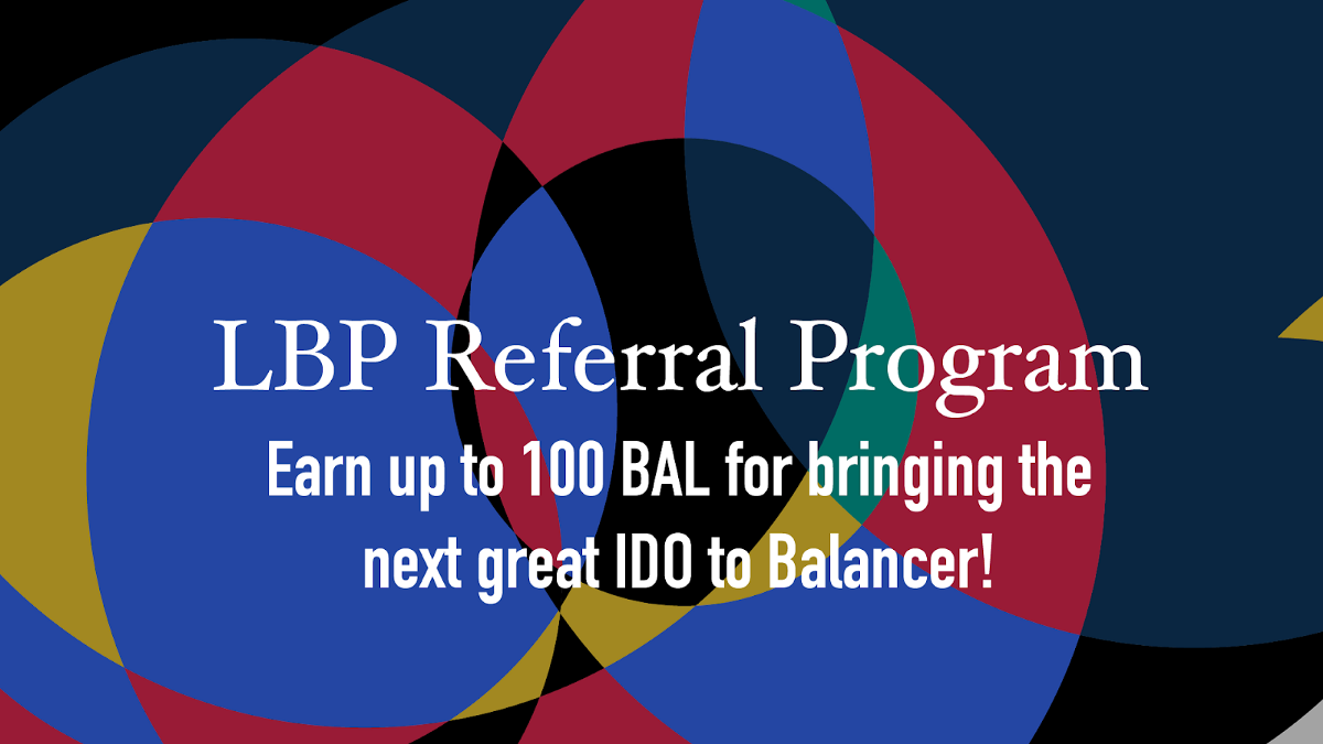 Balancer Labs Launches Incentive Program for IDO Token Sales