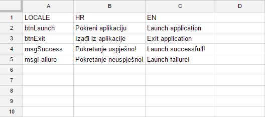 Google Sheets Add-On Tutorial: Exporting Key-Value Column