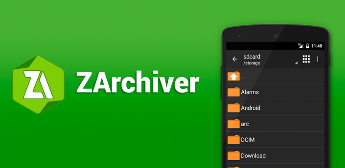 Get ZArchiver 0.9.1 Apk For Android – aapks – Medium