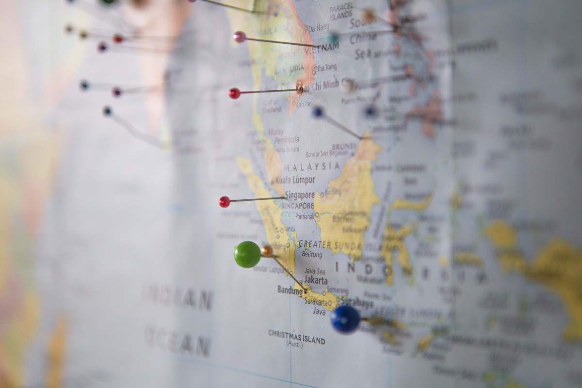 Calculating Distance Between Two Geolocations in Python