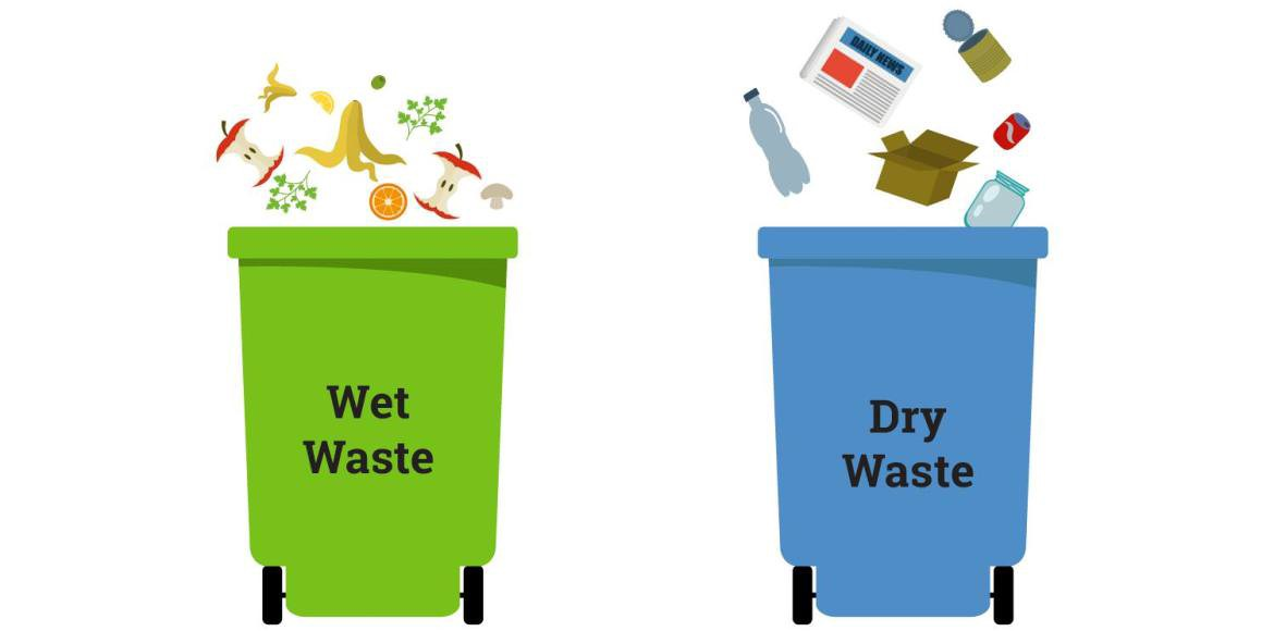 Resolve Wet And Dry Waste Ambiguity Clean India Medium