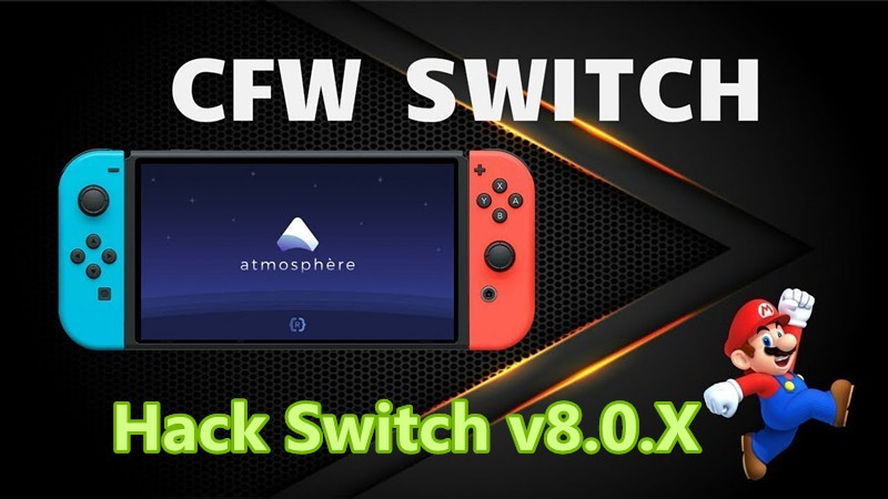 Image result for Easy way to crack Nintendo Switch with CFW SX OS/Atmosphere/ReiNX