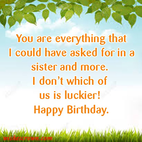 Sensational Top 40 Happy Birthday Little Sister Quotes Sms Poems Images Personalised Birthday Cards Beptaeletsinfo
