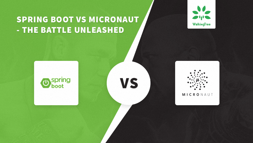 Spring Boot vs Micronaut — The battle unleashed - Walking
