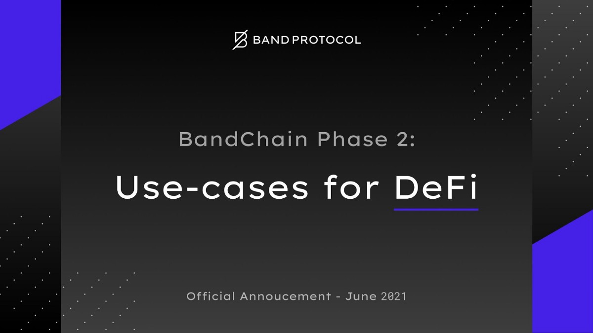 BandChain Phase 2: Use-Cases For DeFi