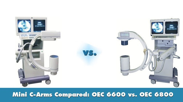 OEC Mini C-ARM Units and their Role in Medical Procedures