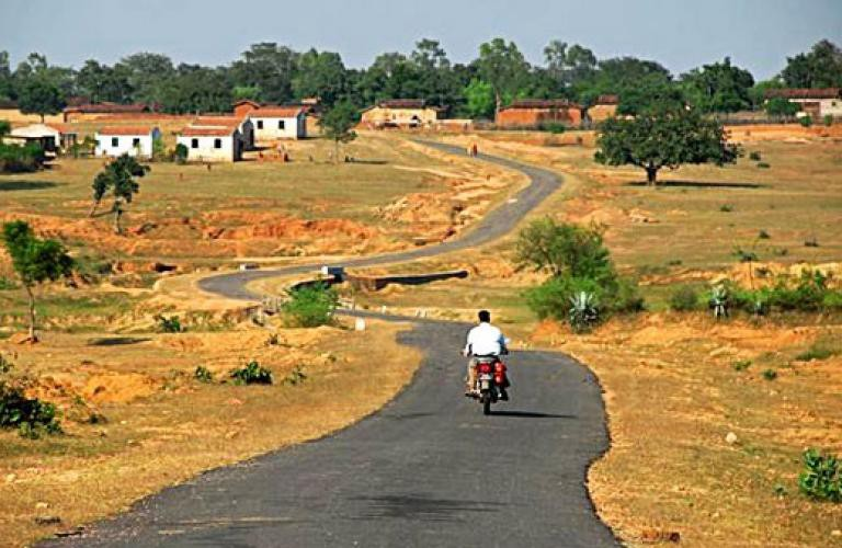 ROLE OF TRANSPORTATION FOR THE DEVELOPMENT OF RURAL AREAS IN INDIA