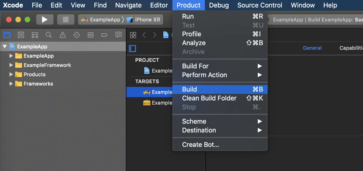 Building an iOS App Without Xcode's Build System - Vojta