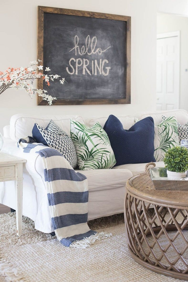Spring upgrades and redecorating ideas for your space and life