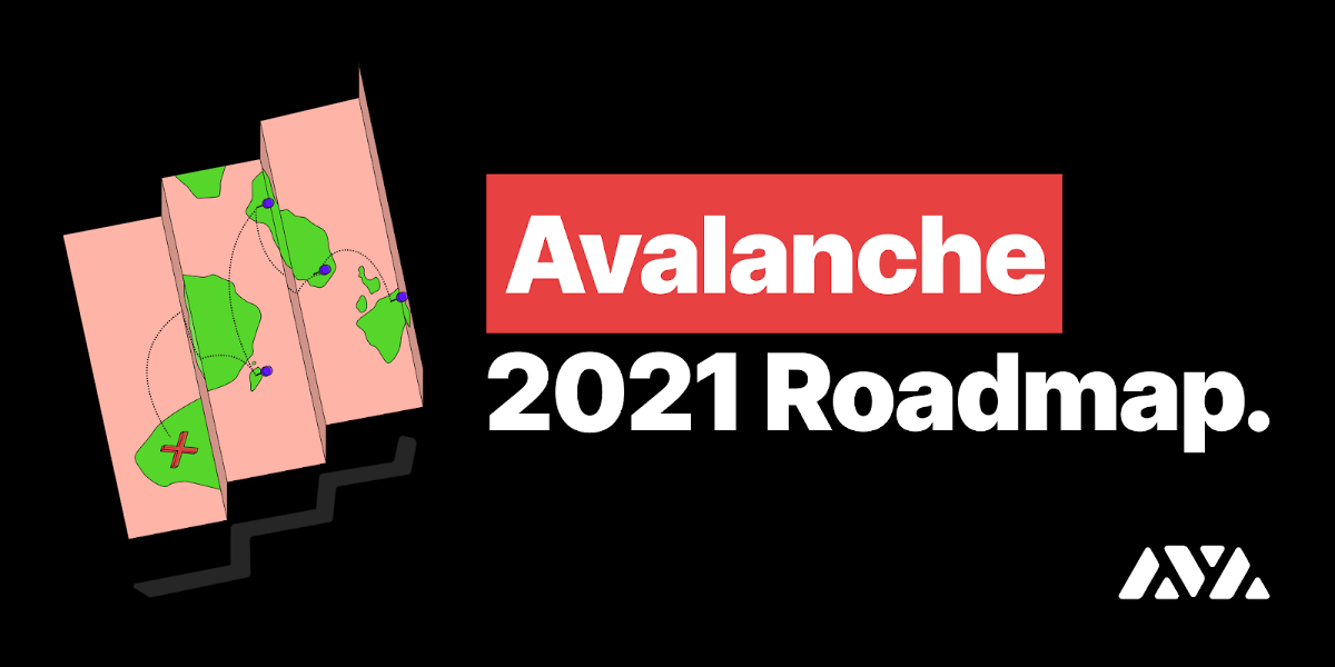 How Avalanche Wins: A New Roadmap For 2021