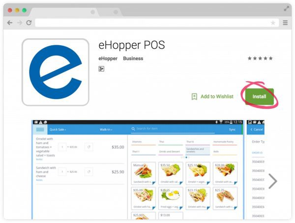 How Any Small Business Can Have Free Point of Sale - eHopper