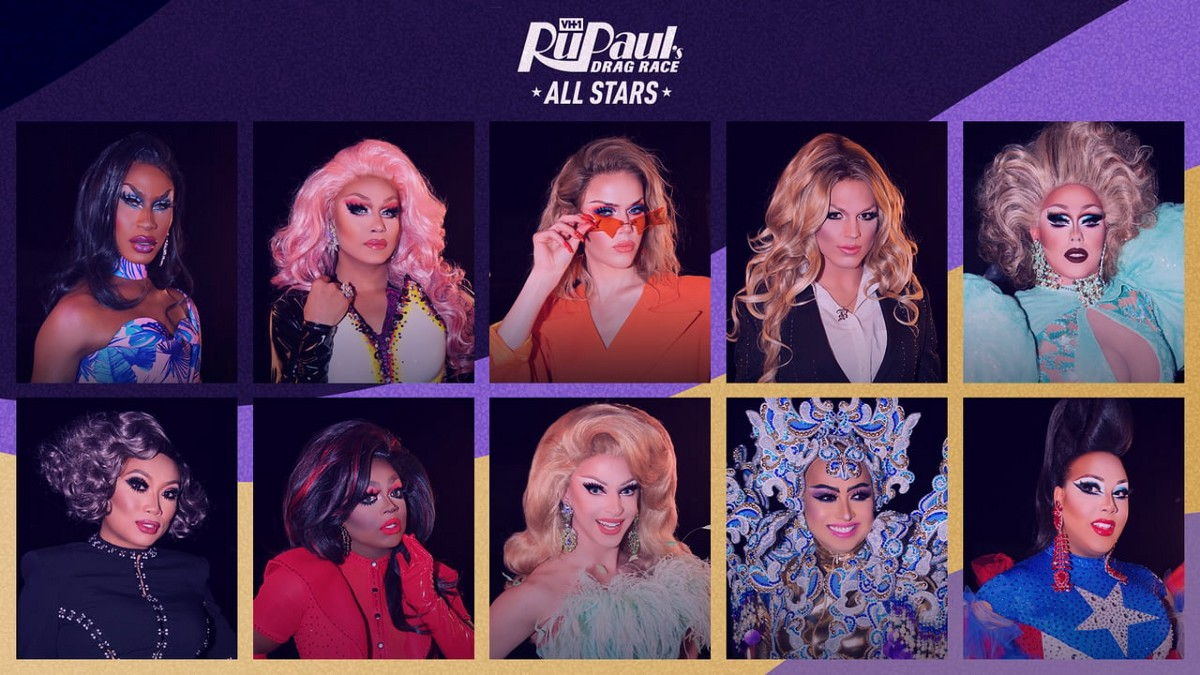 [RuPaul's Drag Race All Stars] : Season 5 Episode 8 | [FULL EPISODES]