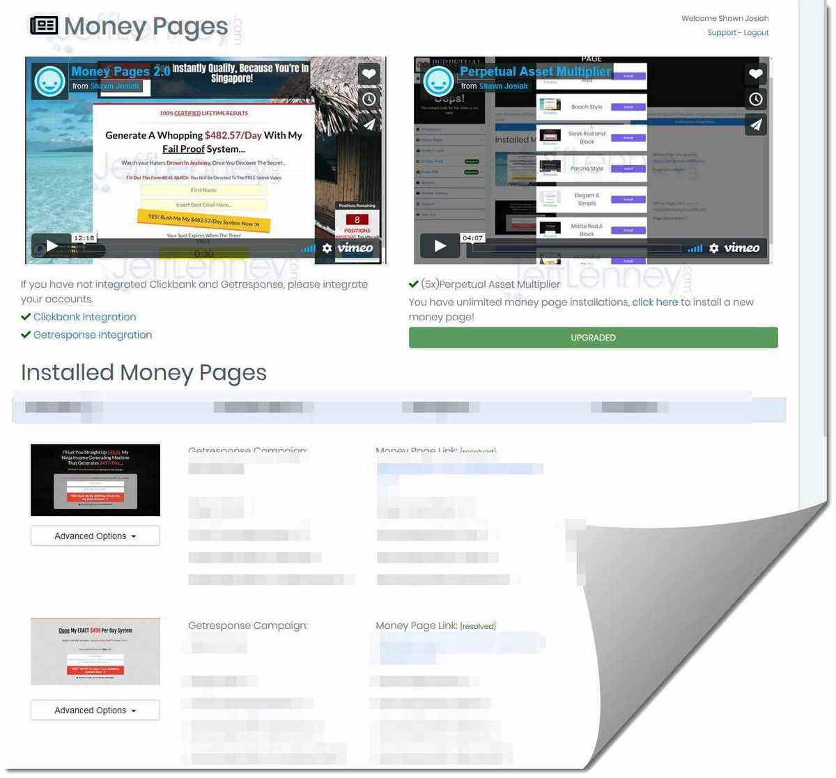 Automation Software of Perpetual Income 365