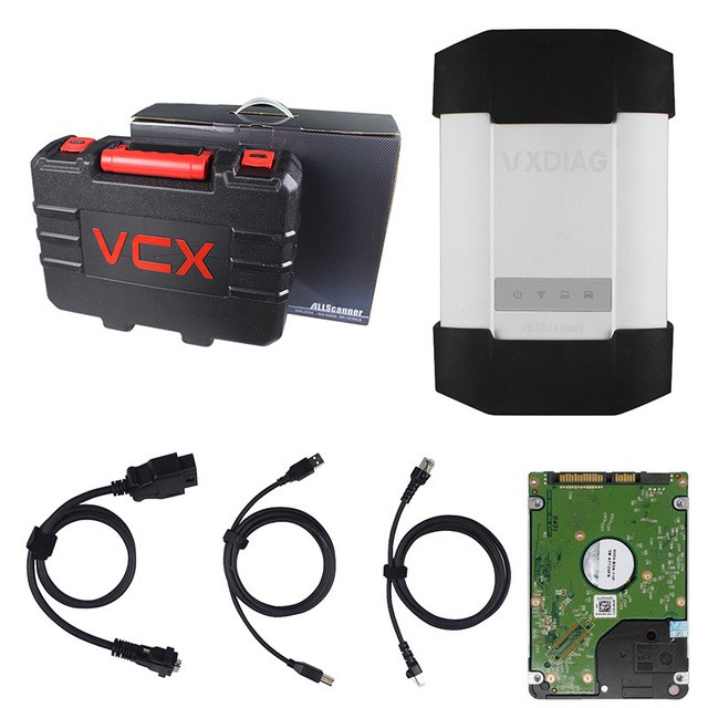 VXDIAG MB Star C6 Multiplexer Star Diagnostic C6 Mercedes Benz