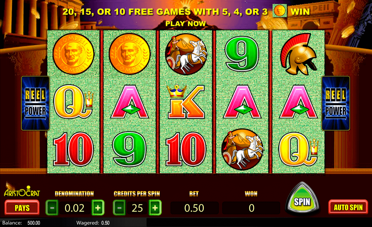 play free slot games online now