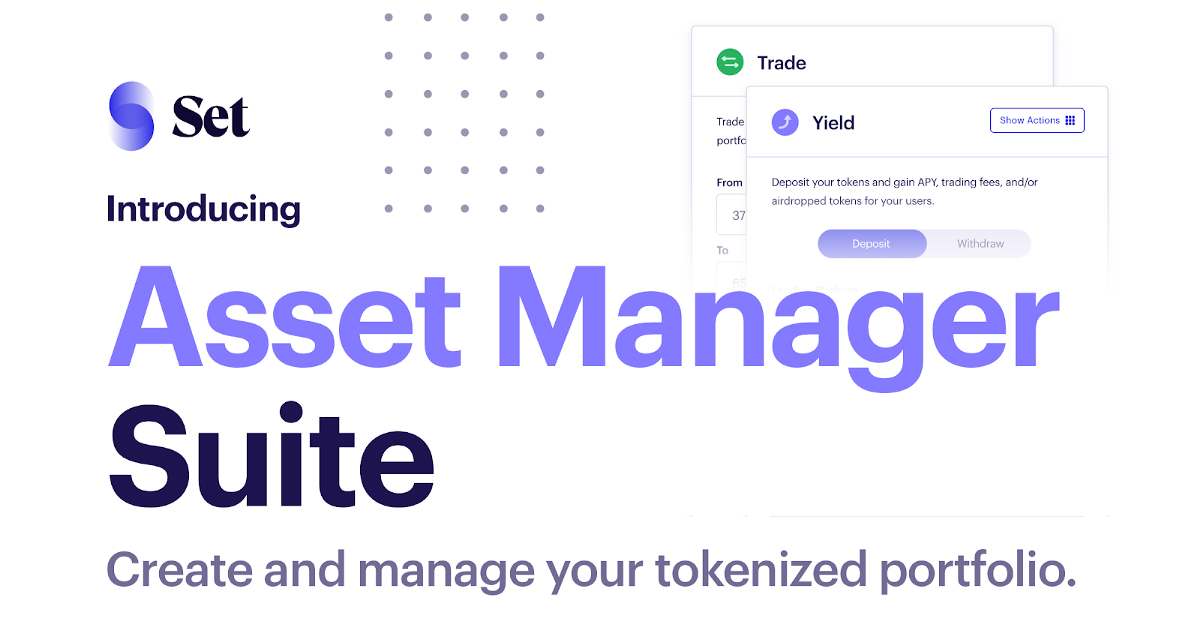 Introducing The Asset Manager Suite