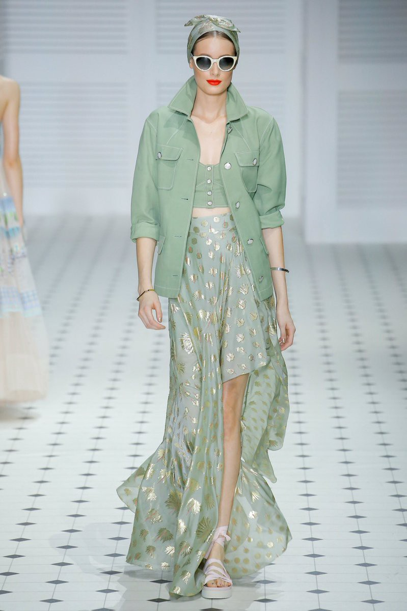 Colorful Is Trending: Mint The Spring/Summer 2020 Colour Trend