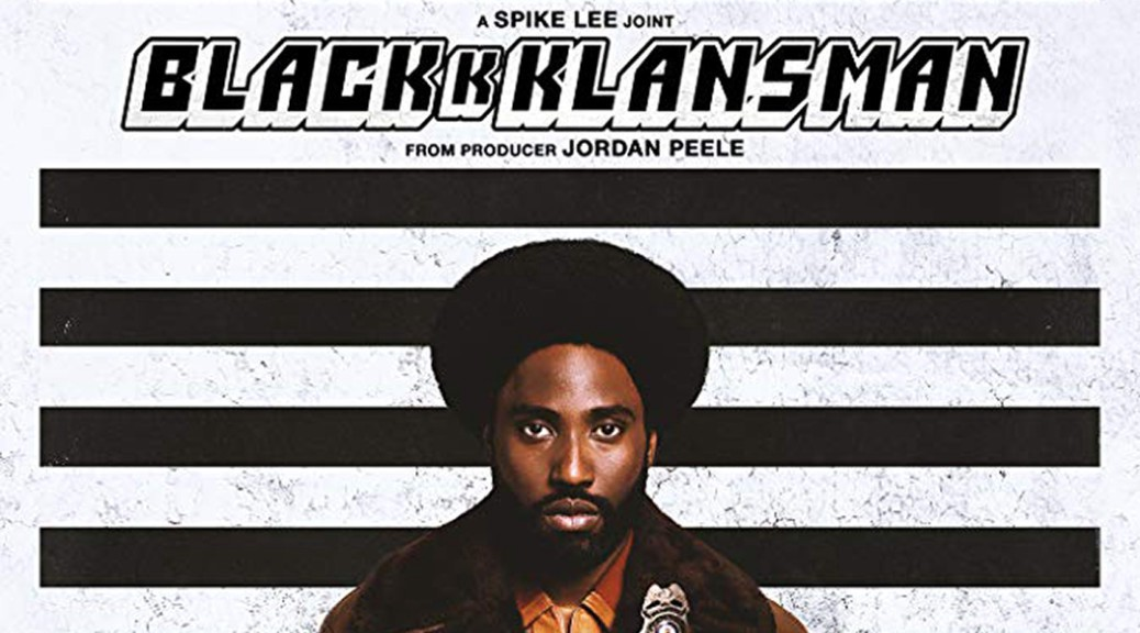 BlacKkKlansman (2018) Movie Review: All Power to All the People