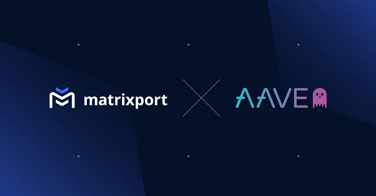 A Look into Matrixport's Integration with AAVE Protocol