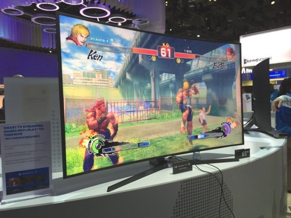 Samsung Smart TV Models with 'PlayStation Now' Support Revealed