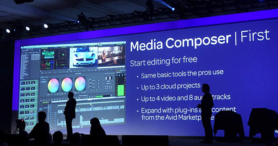 Software Review: AVID Media Composer First - Alice Bonasio