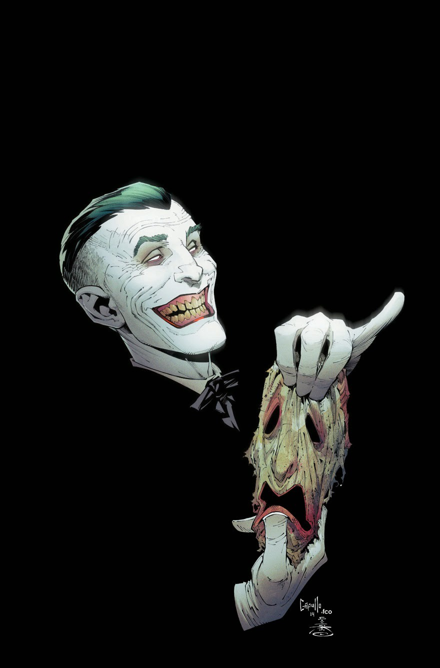 Was the Joker an Economist? A Game Theoretic Approach to Christopher