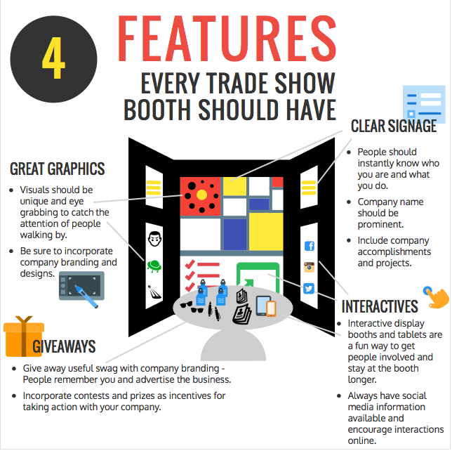 Ways To Make Your Trade Show Booth Stand Out Westwind Design