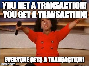 Handling transactions and concurrency in MikroORM