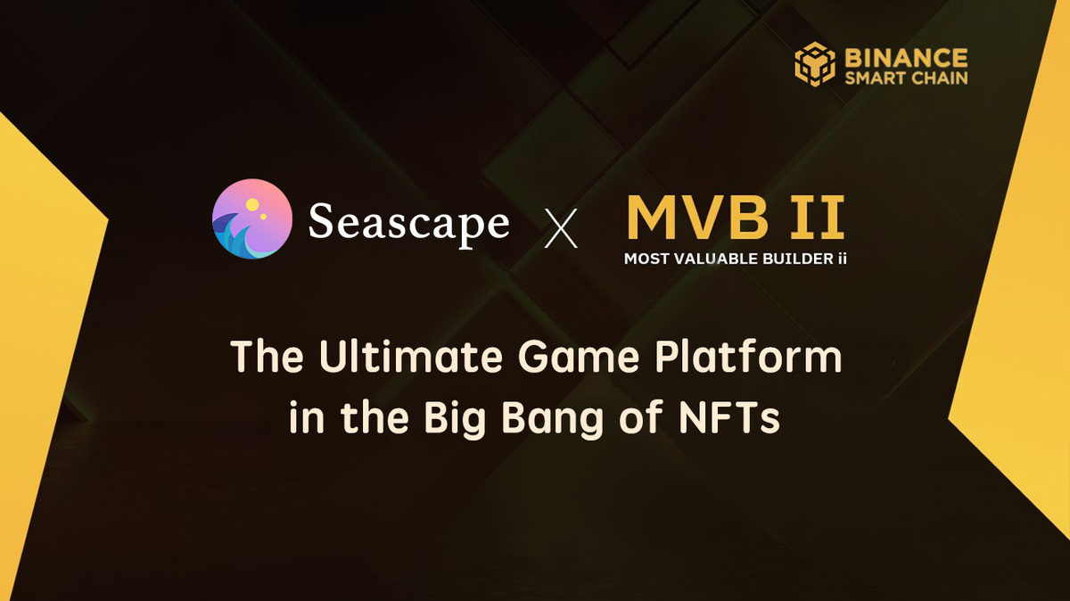 Seascape is Participating in the MVB II