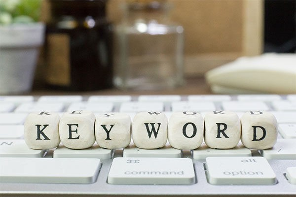 Putting keywords in the Right Position