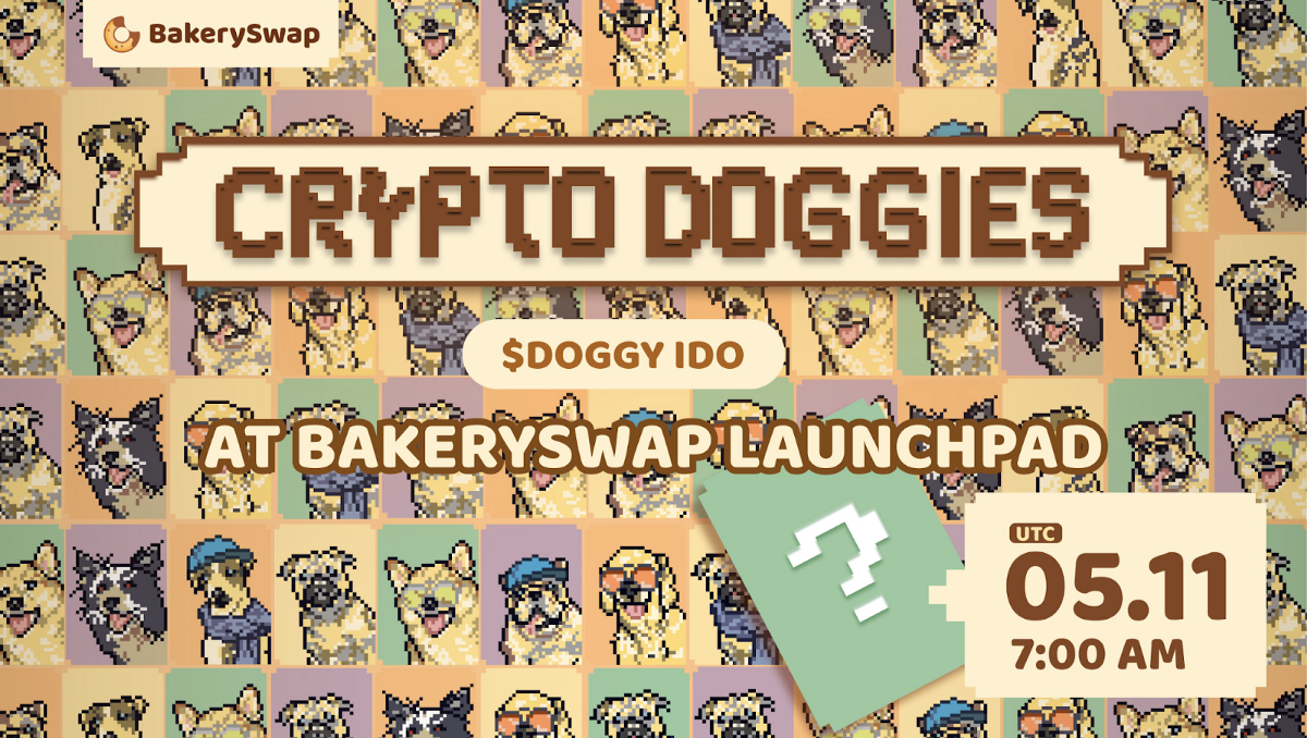 Crypto Doggies IDO—what will happen when dog meme coin meets 'crypto punks'