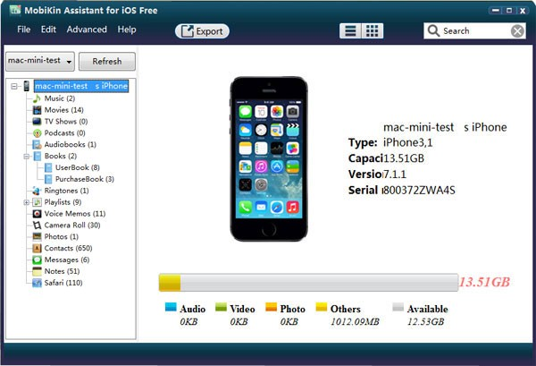 free iphone music transfer to pc software