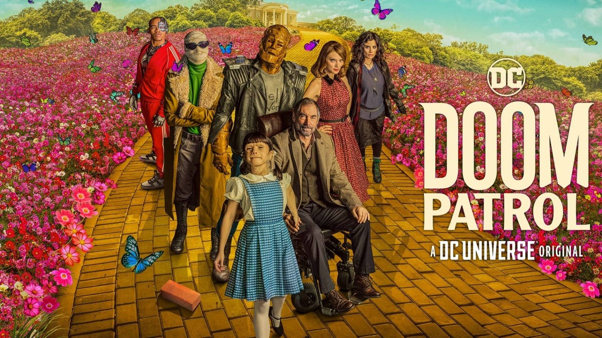 Official~ Doom Patrol Season 2 Episode 4 (Full Episodes)