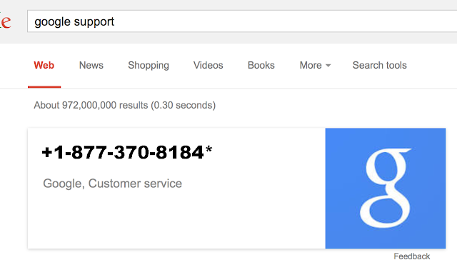 Google Chrome customer support toll free phone number +1–877