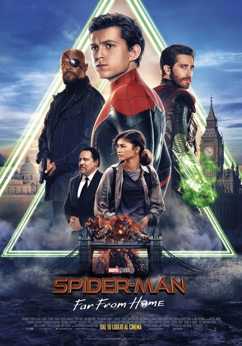 Spider-Man: Far from Home [CB01] [ALTADEFINIZIONE] Streaming ITA Completo Altadefinizione